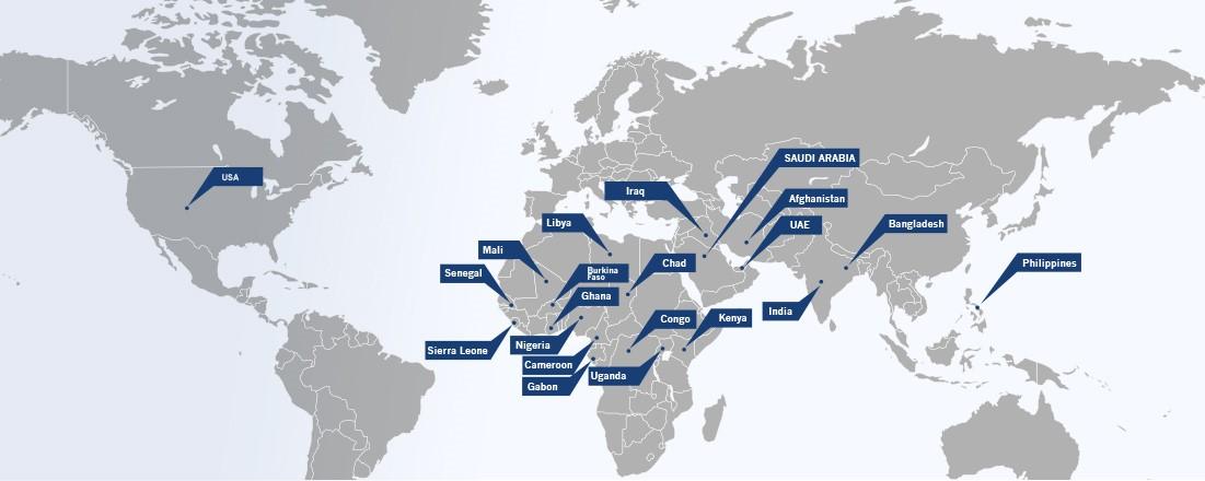 Vizocom Map