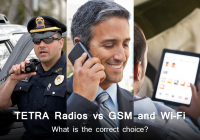 TETRA Radios vs GSM and Wi-Fi – What is the Correct Choice?