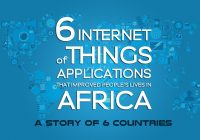 6 IoT Applications that Improved People's Lives in Africa – A Story of 6 Countries