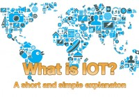 What is IOT? – A short and simple explanation