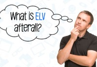 What is ELV after all?