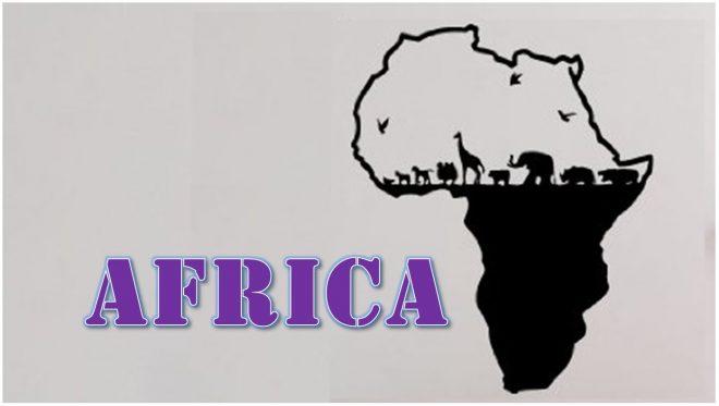 VSAT Providers in Africa Map